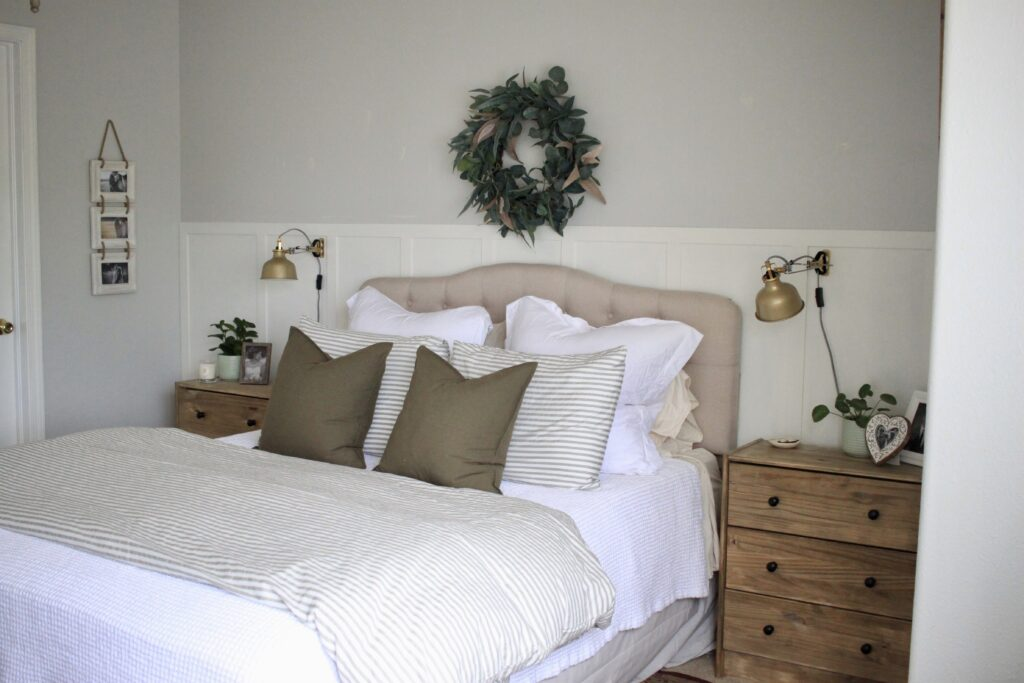 How to Refresh your Bed on a Budget